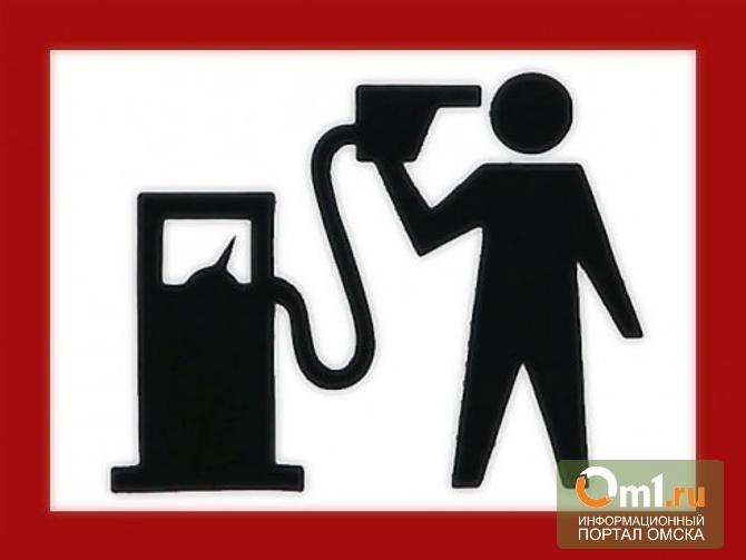 Высокие цены на бензин в Омске установились из-за монополии «Газпрома»