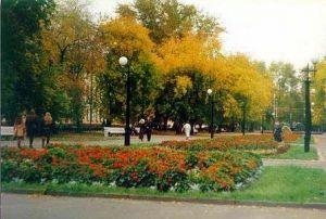 В Омске будут развивать парки