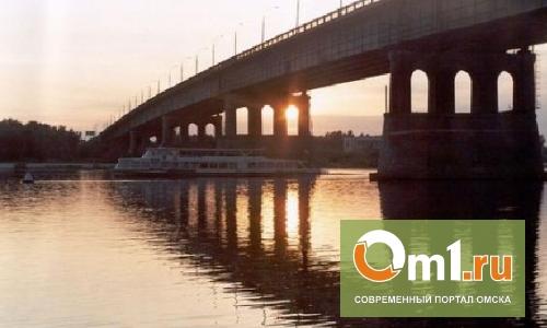 Ленинградский мост в Омске будут ремонтировать два месяца: работы начнутся в августе