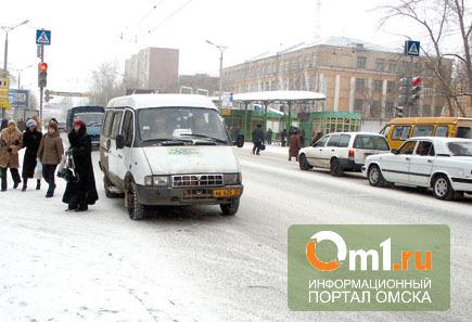 В омских маршрутках ездить дешевле, чем на автобусах
