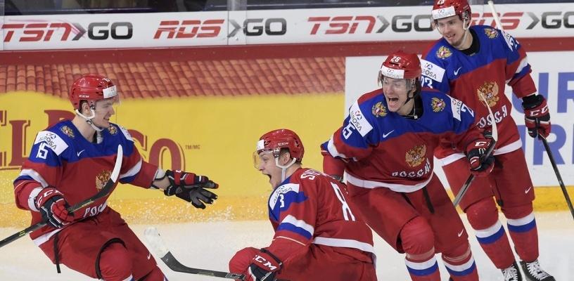 Бились до последнего. Российская молодёжка уступила финнам в финале ЧМ по хоккею