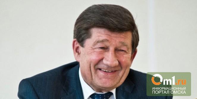 Мэр Омска не будет петь на День города