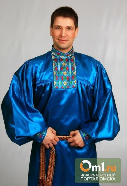 Артист омской филармонии принял участие в проекте мирового масштаба