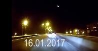 Над Омском пролетел неизвестный объект