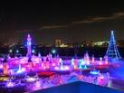 Ледовый городок на Левобережье Омска откроется 1 января