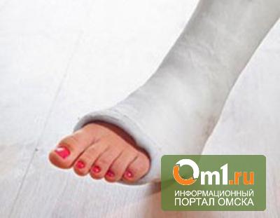Омичка отсудила у гипермаркета «Победа» 66 тысяч за сломанную ногу