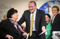 Новый президент Грузии пообещал помириться с Россией