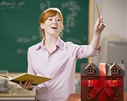 Учителям помогут с ипотекой