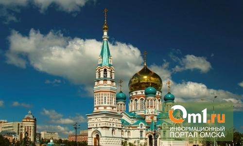 В Омске перед Днем Победы на полтора дня перекроют Соборную площадь