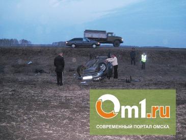 В Омской области экскаваторщик перевернулся на ВАЗе и погиб