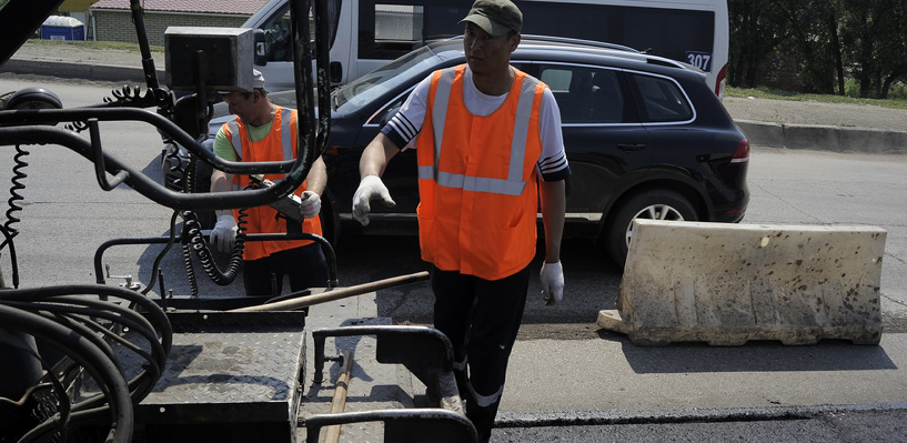 Мизулиной посоветовали не лезть в вопросы ремонта дорог