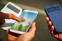 Как у Apple: у смартфона Galaxy S5 будет сканер отпечатков пальцев