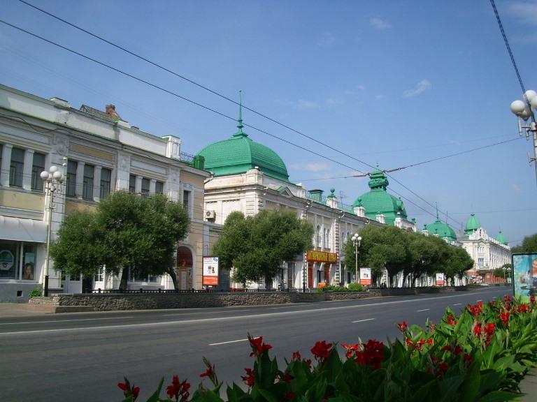 До конца года в Омске на улице Ленина будут проложены новые коммуникации
