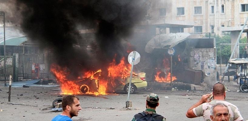 Серия мощных взрывов в Сирии унесла жизни 125 человек