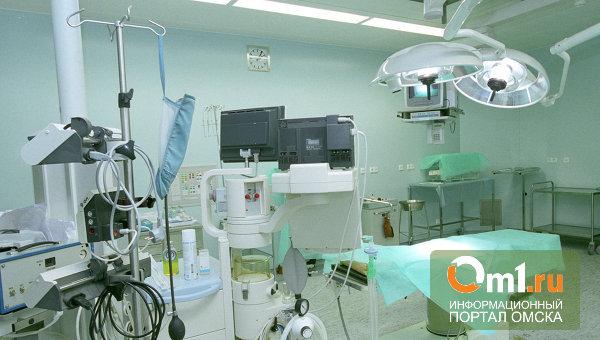 Для жертв ДТП в омской БСМП-2 открыли операционные с рентгеном