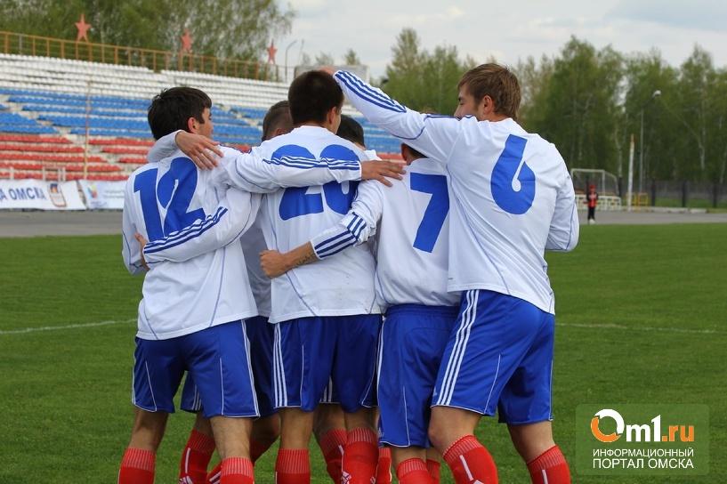 Омский «Иртыш» в матче с «Сахалином» забил гол сам себе
