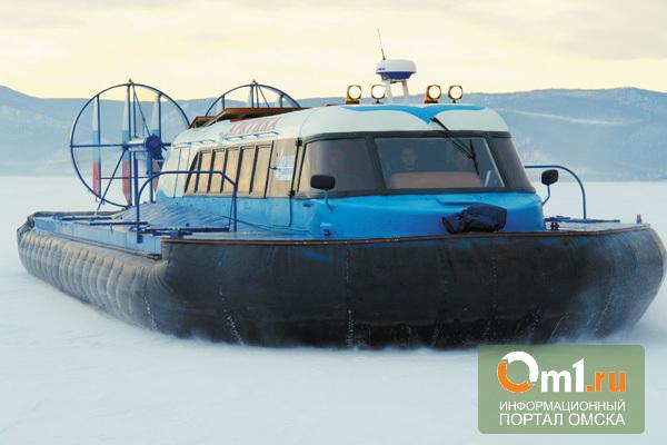 Омские вездеходы на Камчатке используются как автобусы