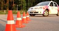 Во время рейда в Омске были оштрафованы три инструктора вождения