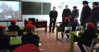 В Омской области появился методический центр добровольной пожарной охраны