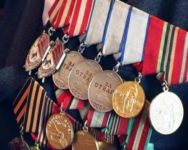 Омичка похитила боевые ордена ветерана Великой Отечественной войны