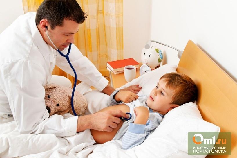 Омский Роспотребнадзор: 44 ребенка, больных менингитом, не показатель эпидемии