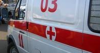 На трассе Омск — Тюмень Toyota лоб в лоб влетела в фуру