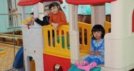В Омске в детской городской больнице №1 установили игровой комплекс
