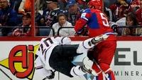 В четвертьфинале чемпионата мира по хоккею сборная России сыграет с США