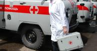 В Омске неизвестный избил битой водителя маршрутки
