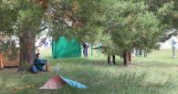 Фестиваль «Солнцестояние» полил ливень с градом