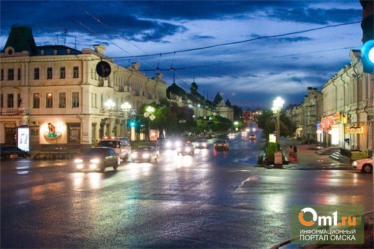 Вукан Вучик предложил сделать центр Омска пешеходным