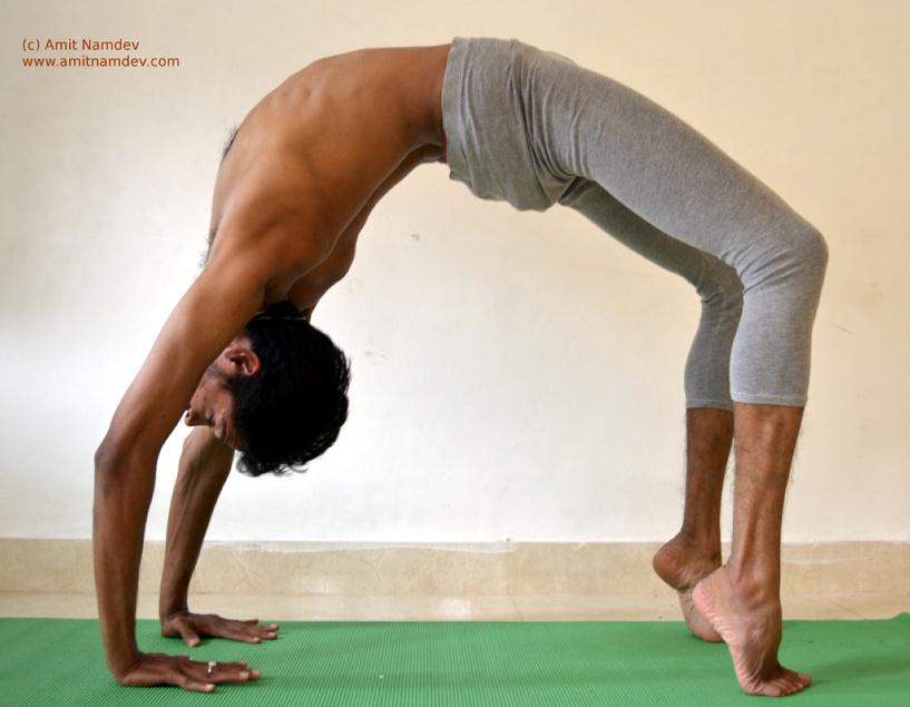 Настоящий йог из Индии проведет для омичей мастер-класс