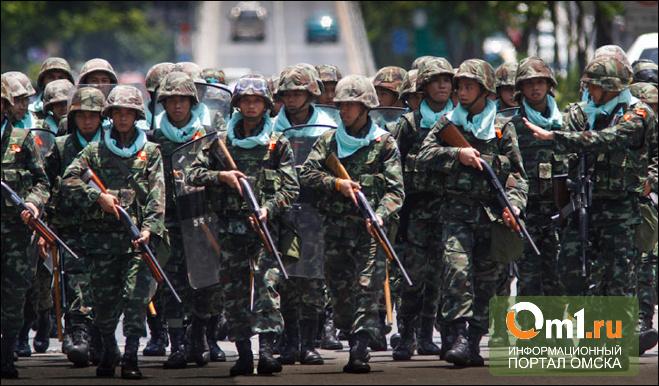 В Таиланде произошел военный переворот