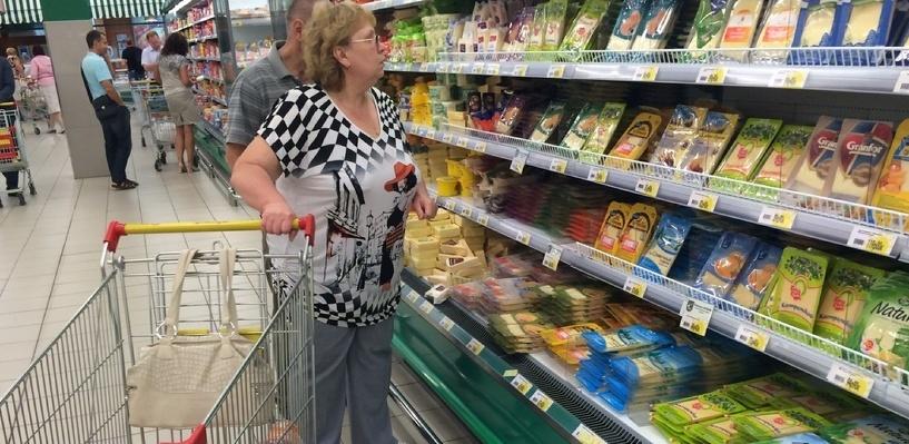 Минпромторг не заметил скачков цен на продукты с начала года
