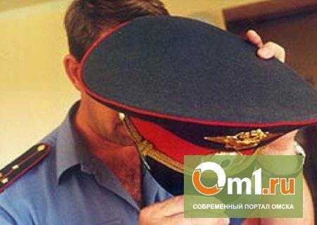 Омские оперативники выяснили подробности ДТП с участием полицейского