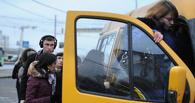 Омичи обсуждают видео водителя маршрутки с телефоном в руках
