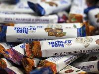 Организаторы сочинской Олимпиады зарабатывают на сладкоежках