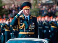 Главком Сухопутных войск Владимир Чиркин уволен за взяточничество