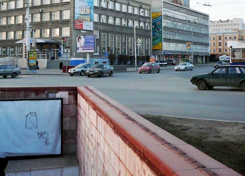Подземные переходы Омска оборудуют навесом