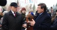 Губернатор заставил мэра Омска лично контролировать уборку дорог от снега