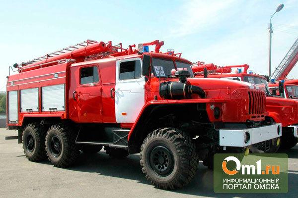 В ОмГПУ из-за горящей урны эвакуировали студентов
