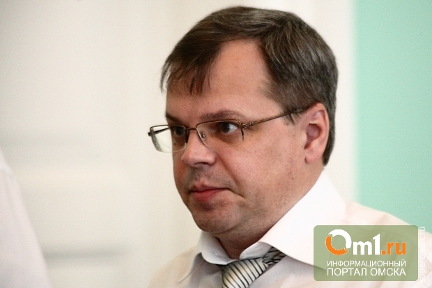 Первым вице-мэром Омска стал Александр Турко
