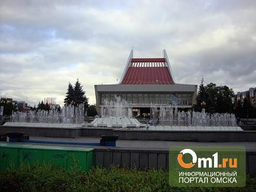 На Театральной площади Омска разместят фотовыставку ко Дню Победы