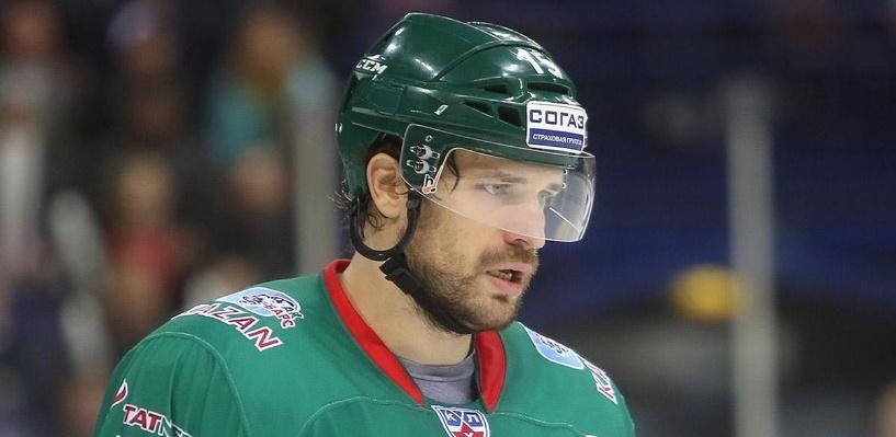 СМИ: Александр Свитов может вернуться в «Авангард»
