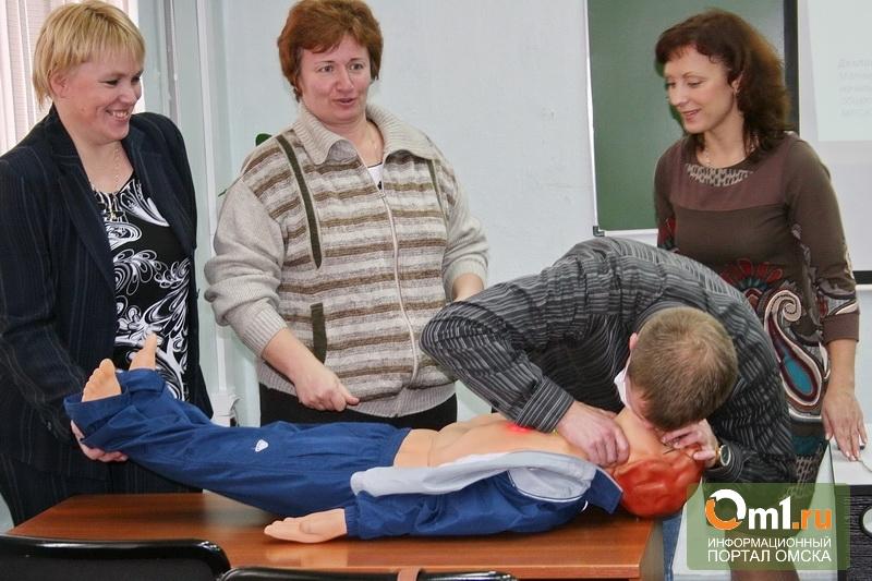 Омских медиков обучат в новом тренинг-центре