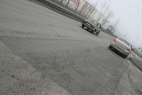 В России более половины дорог признали непригодными для езды