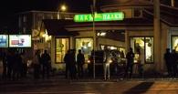 Сын депутата, врезавшийся на иномарке в кафе в центре Омска, был трезв