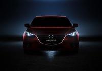 Рассекречен облик седана Mazda 3 нового поколения