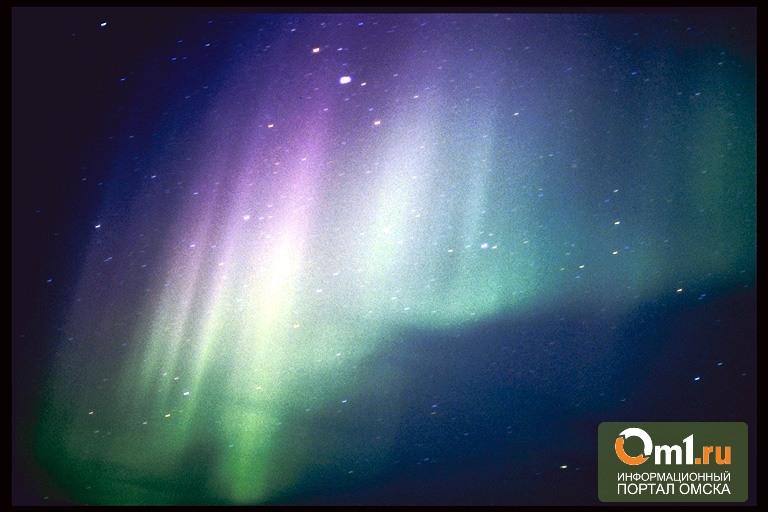 Полярное сияние впервые обнаружено в другой галактике
