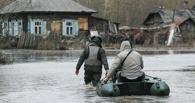 Паводок на севере Омской области пошел на спад